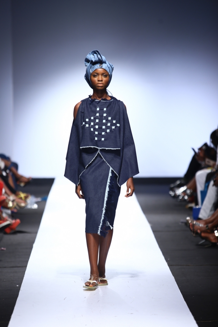 "Nkwo's ""Modernity"" Collection #‎HeinekenLFDW2015‬"